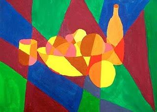still life cubism