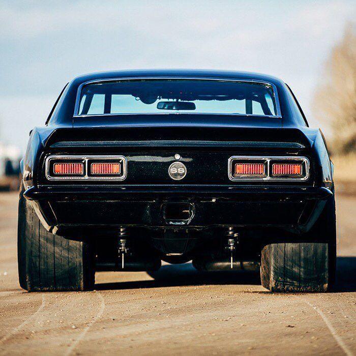 4 Gen Camaro >> '68 Camaro packing a 710whp 604ci Dart M big block. #Camaro #BigBlock #ClassicsDaily by ...