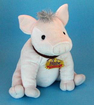 Stuffed Babe Piggy (010003)