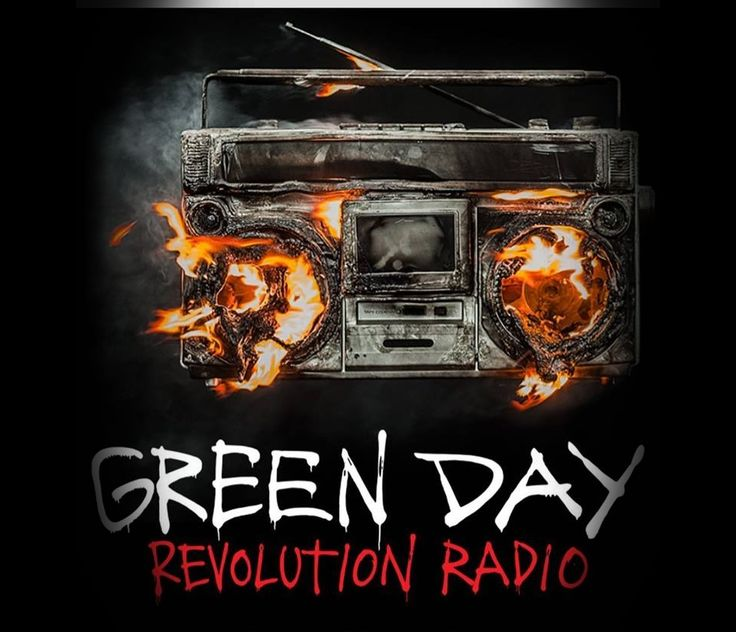 "Green Day's new album ""Revolution Radio"" is coming out on October 7th, 2016!"