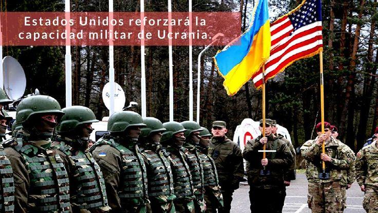 EE.UU. Eleva tensión a una guerra con Rusia - Estados Unidos reforzará  ...