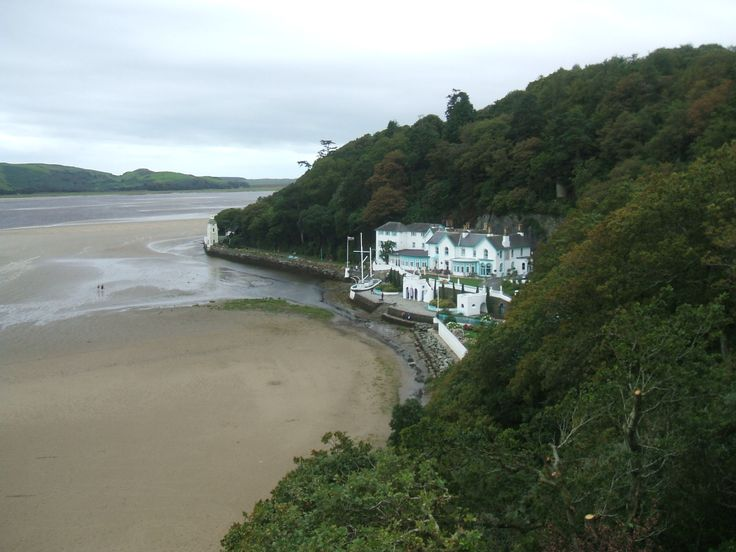 Portmerion - Wales