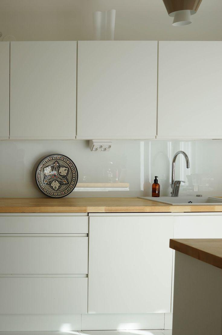 puunvärinen välitila keittiö - Google-haku