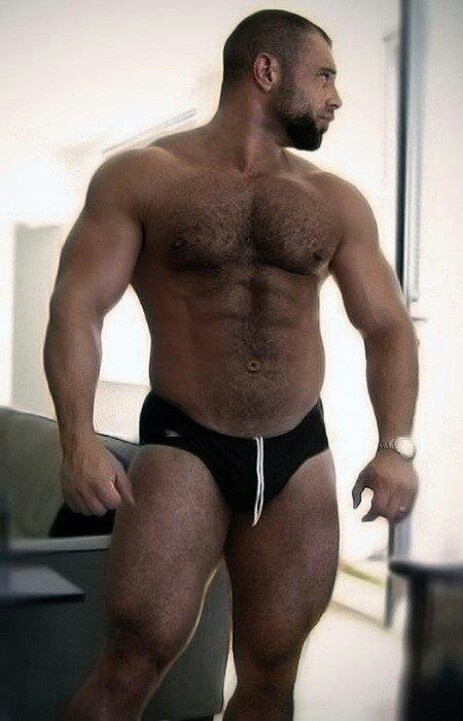 Pin by Fornicated Resort on Men | Pinterest | Muscle bear ...