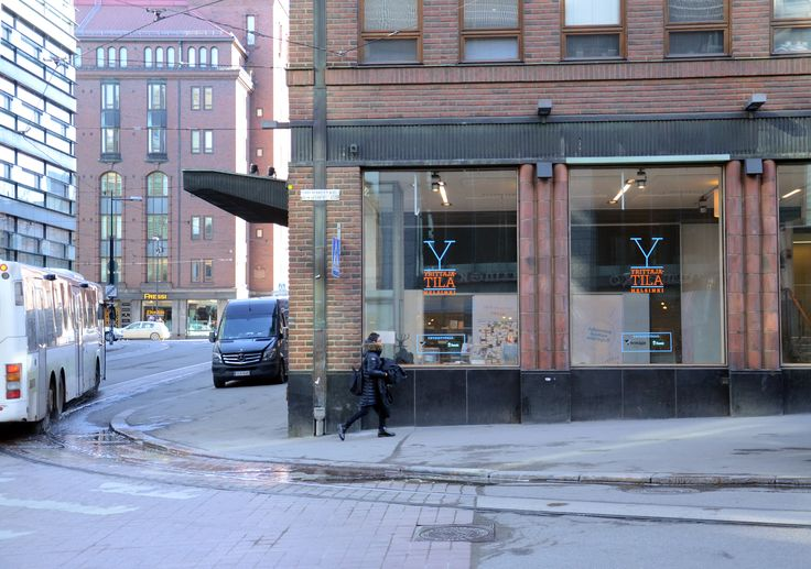 Loistava sijainti Kampissa Helsingissä