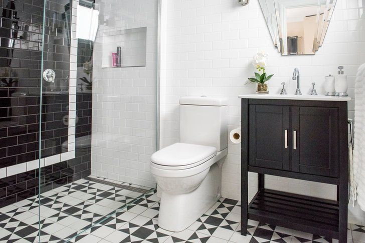Room:Ensuite Renovated by:Luke and Cody | House Rules 2016 Makeovers: See the Renovated Rooms Here! | POPSUGAR Celebrity Australia