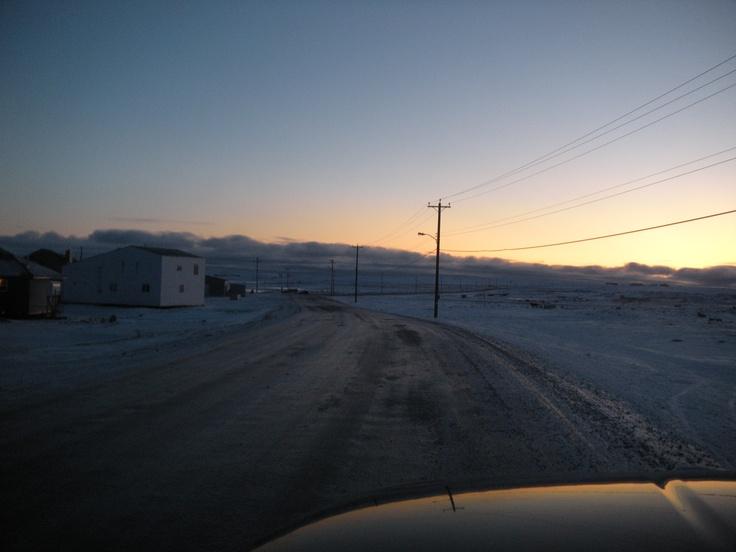 nunavut canada towns