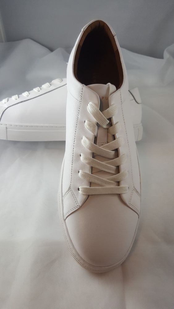 6a1359373c15a New Republic By Mark McNairy Leather Kurt White Shoe / Sneaker Men's Size  12 #fashion #clothing #shoes #accessories #mensshoes #casualshoes (ebay  link)