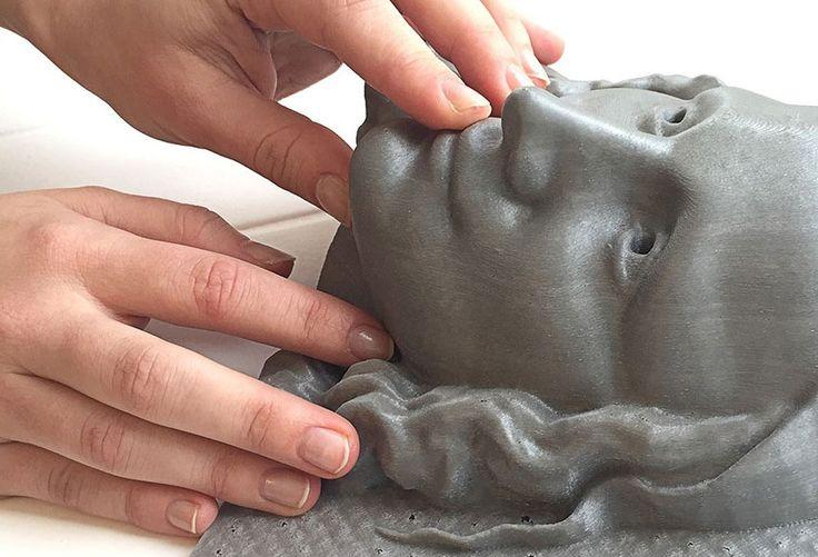 Εκτυπώσεις, επιτρέπουν στους τυφλούς ανθρώπους να δουν έργα τέχνης! (Video)