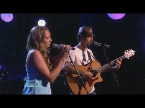 "Lucky - Jason Mraz & Colbie Caillat    What a great song and so romantic.  ""I wish we had one more kiss..  I'll wait for you I promise you, I will..""  Two very talented artists."