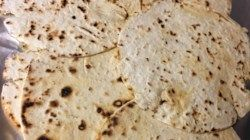 This homemade flour tortilla recipe produces warm and soft tortillas perfect for soft tacos or burritos.
