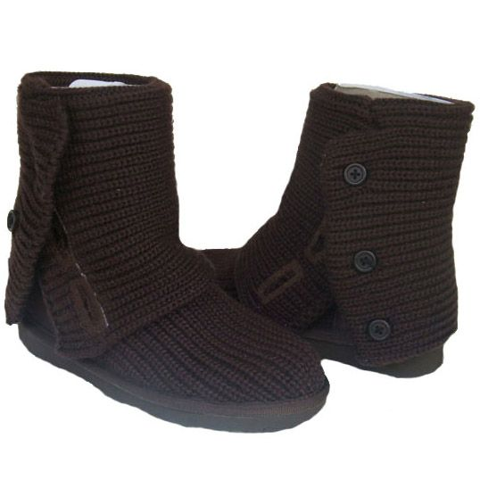 UGG Classic Cardy Boots 5819 Chocolate   http://uggbootshub.com/wholesale-ugg-boots-ugg-classic-cardy-boots-5819-c-1_16.html