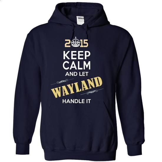 2015-WAYLAND- This Is YOUR Year - #tshirt stamp #adidas hoodie. GET YOURS => https://www.sunfrog.com/Names/2015-WAYLAND-This-Is-YOUR-Year-imlmpfhjlk-NavyBlue-15859864-Hoodie.html?68278