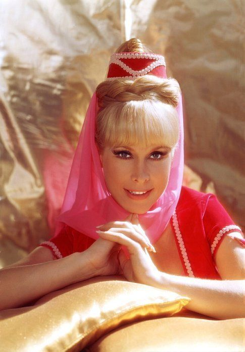 "Barbara Eden ~ ""I Dream of Jeannie"""