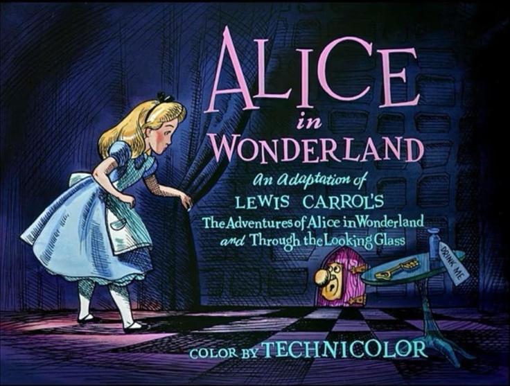 "Disney's ""Alice in Wonderland"" (animated movie, 1951), the"