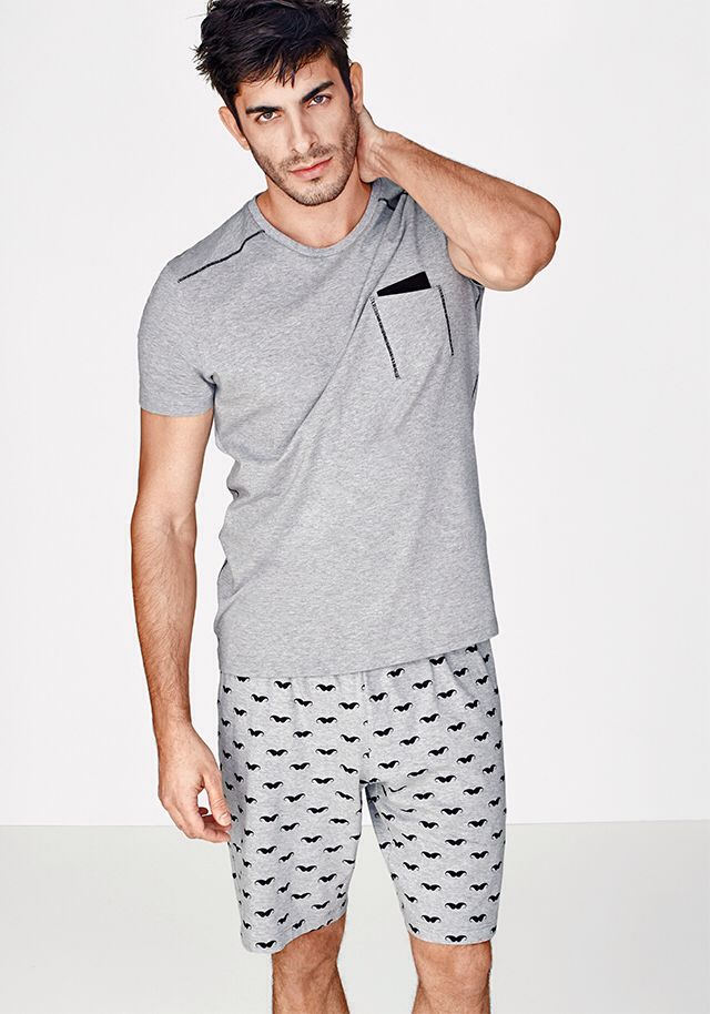 Sleepover! Intimissini Brazil  Men's Underwear Pyjamas Trend 2014 Fathers Day