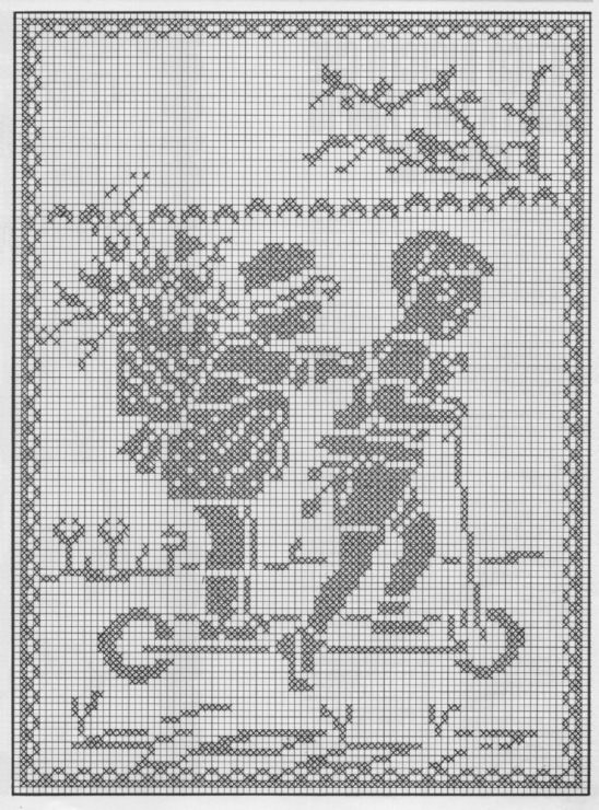 Mejores 80 imágenes de Embroidery Library en Pinterest | Broches ...