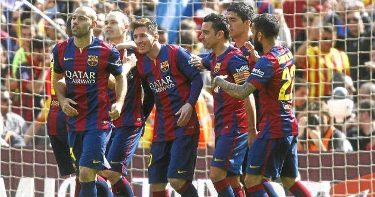 Lidera Barcelona, Liga española de fútbol - http://notimundo.com.mx/lidera-barcelona-liga-espanola-de-futbol/