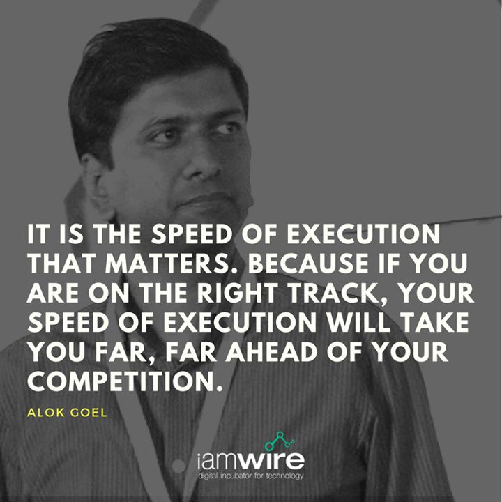 Ideas aren't valuable unless they are executed well #Execution #Success