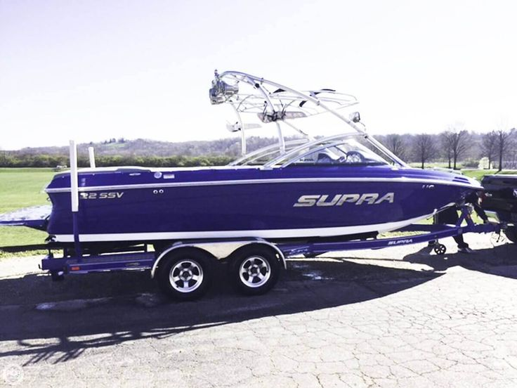 """""""MONSTER WAKE"""" WITH HYDRAULIC WAKE PLATE & BALLAST SYSTEM....!!!"""