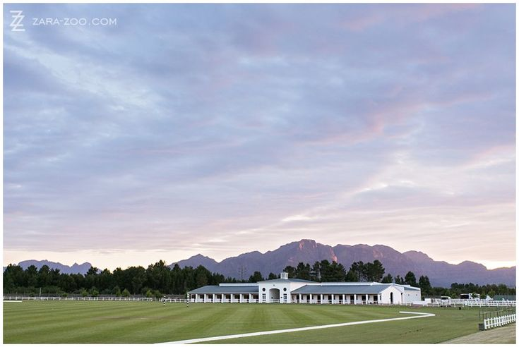 Cape Town Wedding Venue, Val de Vie offers a Polo game as part of your wedding entertainment.  This is the ideal, stylish, chick wedding venue.  See more about this venue on the Zarazoo Website. http://www.zara-zoo.com/blog/val-de-vie-wedding-venue-2/