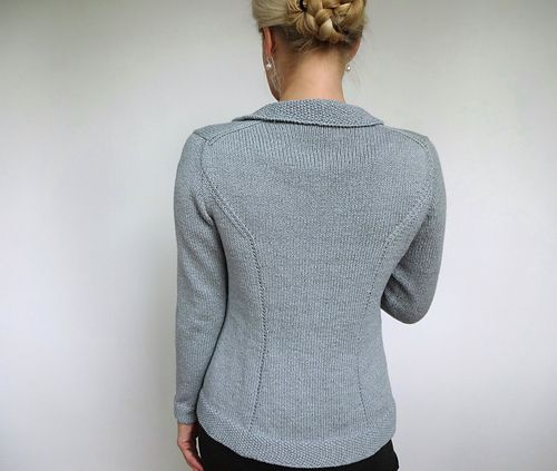 Ravelry: Perfect Edge pattern by Jutta von Hinterm Stein