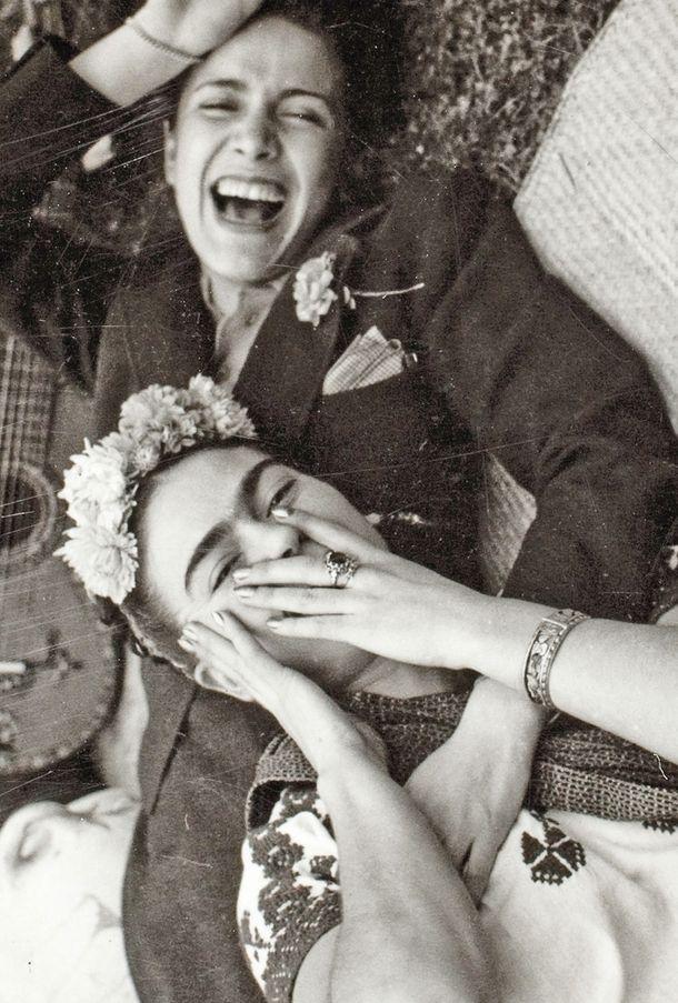 Frida Kahlo and Chavela Vargas, 1950s