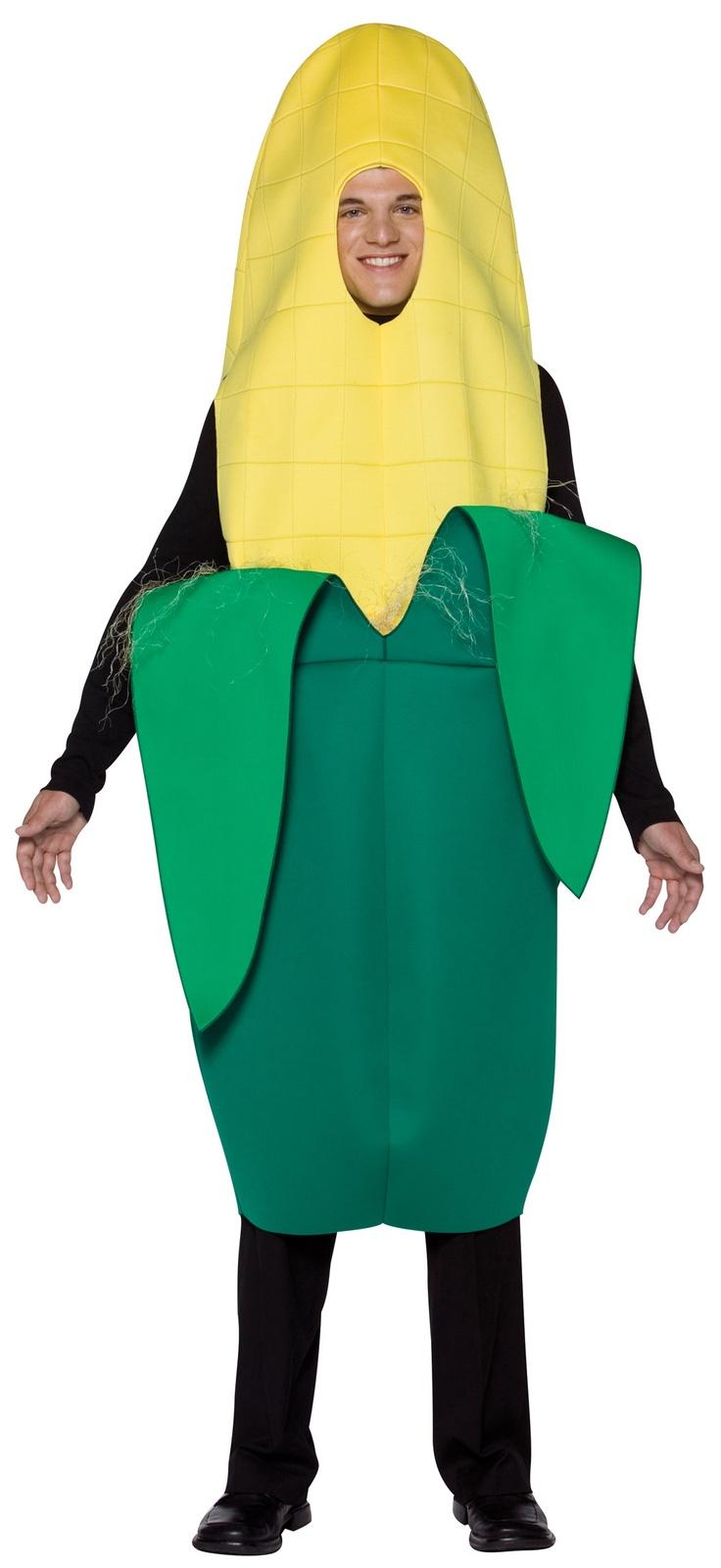 Déguisement épi de maïs adulte : Deguisetoi.fr