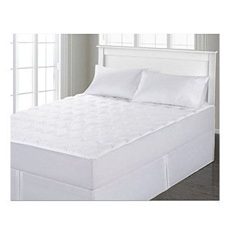 Pegasus Home Fashions EZ Dreams™ Cotton Comfort Mattress Pad