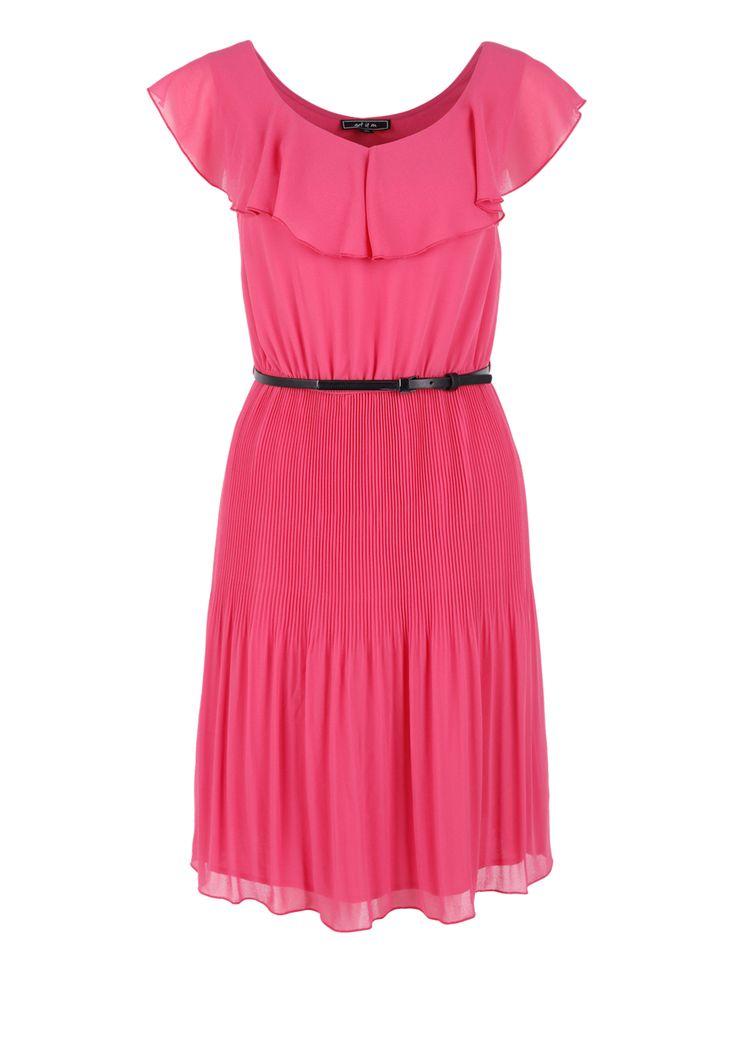 Plissee-Kleid Jetzt bestellen unter: https://mode.ladendirekt.de/damen/bekleidung/kleider/sonstige-kleider/?uid=d0420a08-7527-51d6-b7d8-5f352eca4121&utm_source=pinterest&utm_medium=pin&utm_campaign=boards #sonstigekleider #hochzeiten #damen #feste #kleider #bekleidung