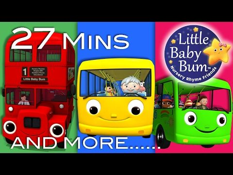 Nursery Rhymes Collection   Volume 3   45 Minutes Compilation from LittleBabyBum! - YouTube
