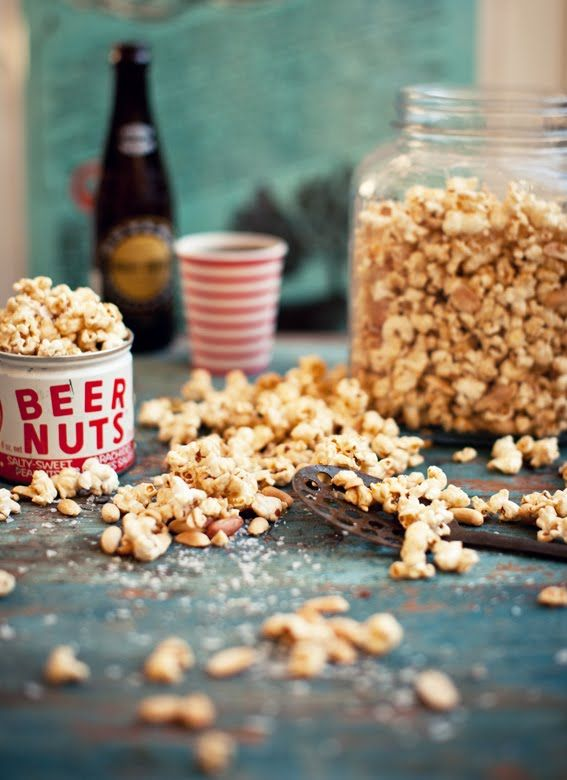 SALTED BUTTERSCOTCH PEANUT POPCORN [click image to the recipe]
