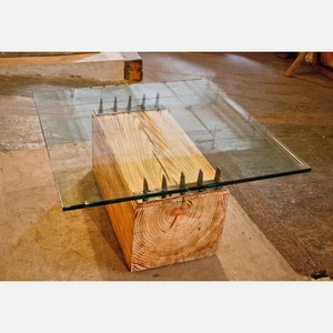 Iron Teeth Coffee Table now featured on Fab.