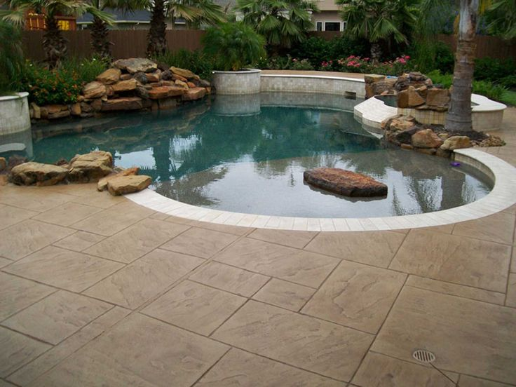 Stamped Concrete Patterns Patterns Colors Color
