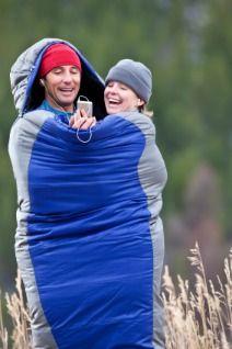Echipament de munte: Sac de dormit Easy Camp Atlanta Double, alegerea isteata pentru cupluri