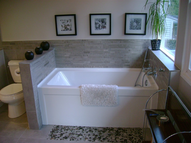 Mid Century Modern Master Bath