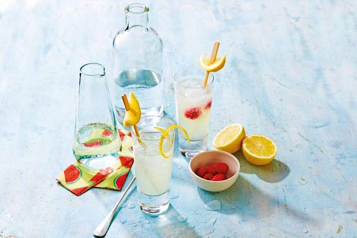 Frisse cocktail, goed voor de hele zomer. - Recept - Allerhande