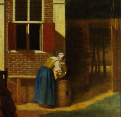 Znalezione obrazy dla zapytania pieter de hooch