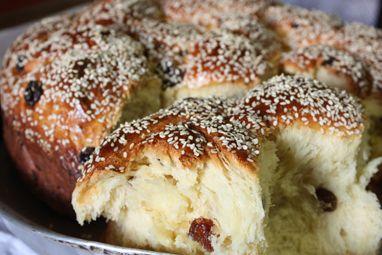 Kozinjak - Macedonian Sweet Bread