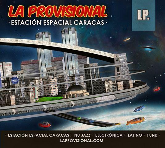 """El Centro Cultural BOD se convertirá en la """"Estación Espacial Caracas"""" con el lanzamiento oficial del disco de La Provisional http://crestametalica.com/evento/el-centro-cultural-bod-se-convertira-en-la-estacion-espacial-caracas-con-el-lanzamiento-oficial-del-disco-de-la-provisional/ vía @crestametalica"""
