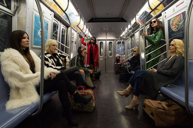 Oceans Eight Hits Theatres from 50 Pop Culture Events Coming in 2018  June 8: Perhaps it's the star-studded cast? Maybe it's that intriguing trailer? Whatever the case may be, excitement is building for the follow-up to the Ocean's trilogy.