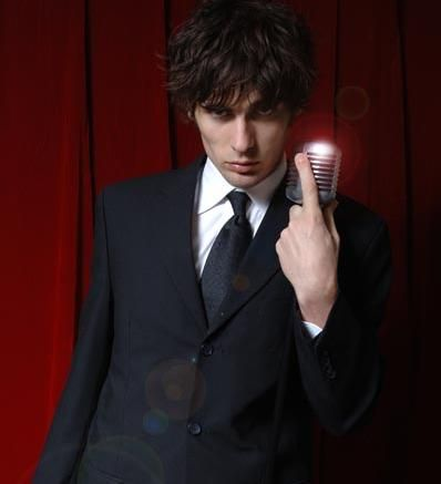 Tyson Ritter (vocalist of All-American Rejects)