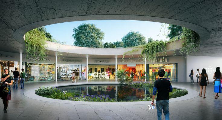 Galería de Proyecto Río la Piedad y Ciudad Deportiva prometen devolver al D.F. su relación con el agua - 7