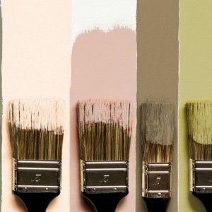 Couleurs peinture Flamant