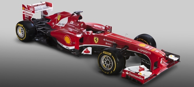 Presentación del Ferrari 2013: F138