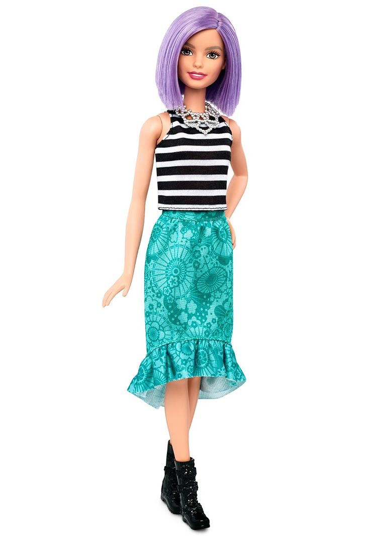 Coleção Barbie Fashionistas