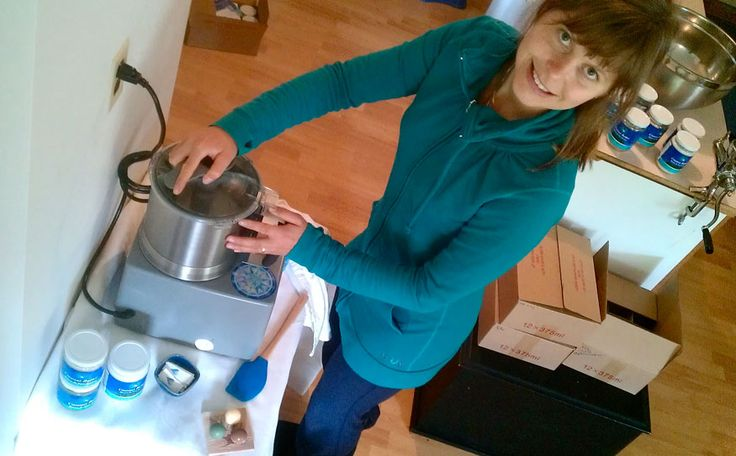 In the kitchen: Rya Letham goes nuts