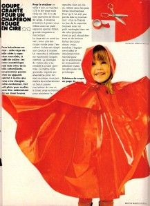 Cape with capelet