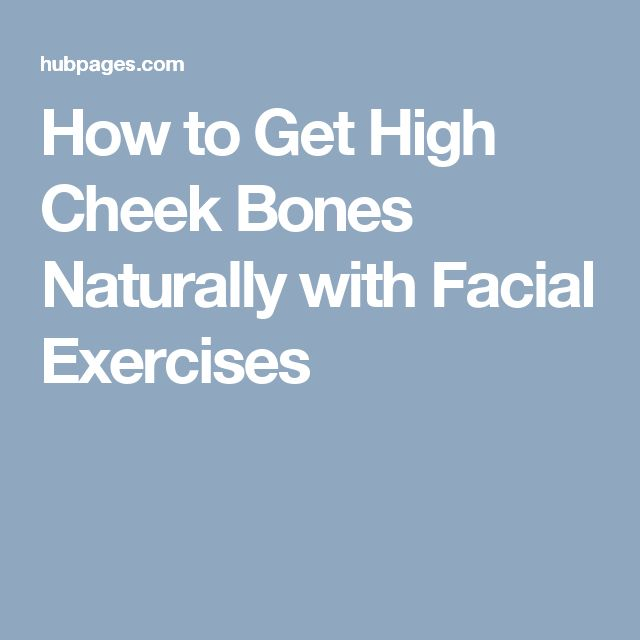 Has got facial excercise for check bones pleaseee fuck tiny