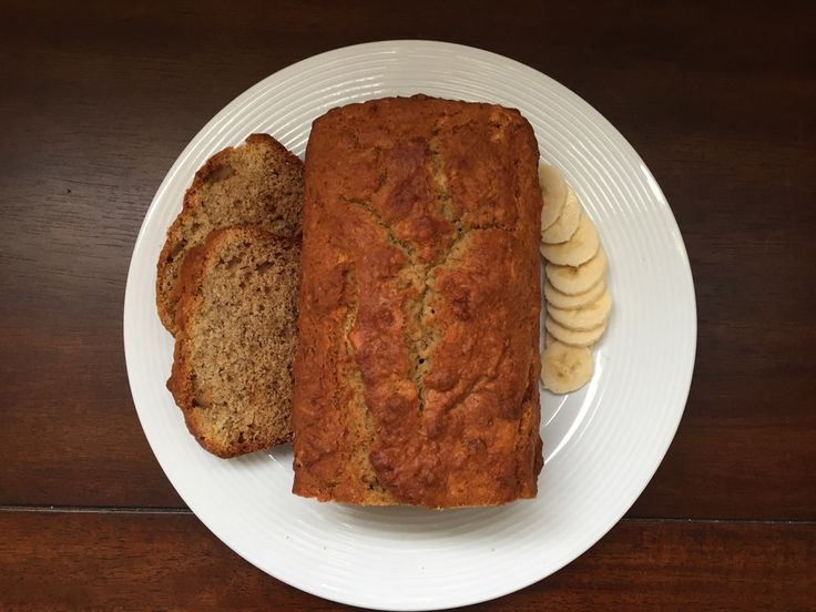 Brown Rice Banana Bread
